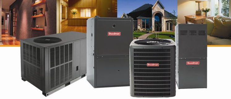 Goodman Hvac Products Residential Commercial Great
