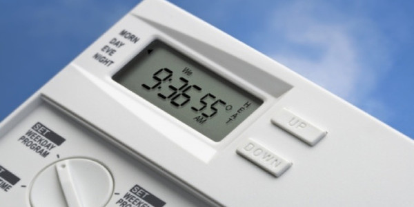 Image showing thermostat